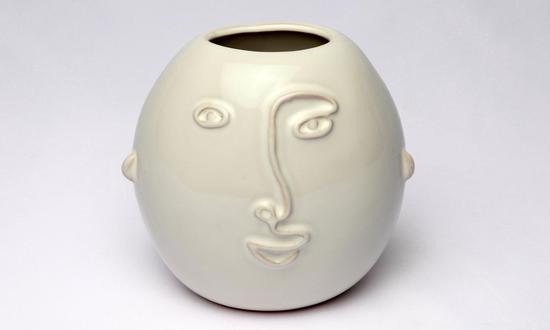Keramik Pflanztopf Exner (H 15 cm)