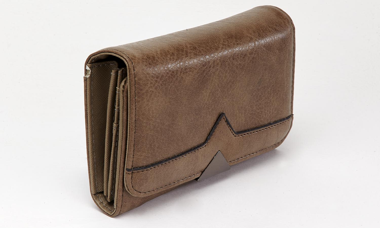 Geldbörse Damen - Braun