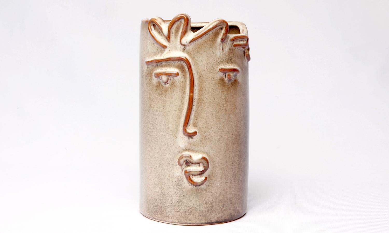 Keramik Pflanztopf Exner (H 18 cm)