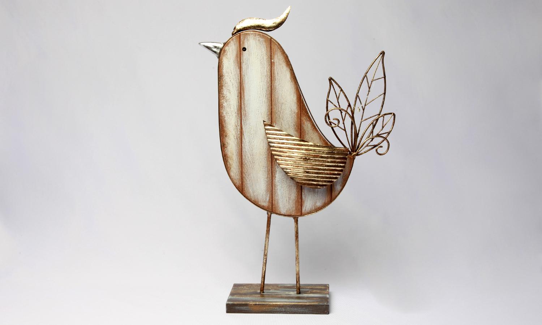 Deko Vogel Figur