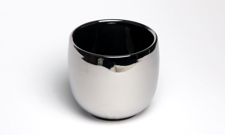 """Exner Schale  """"Argen T""""  in Silber H 11,5 cm"""