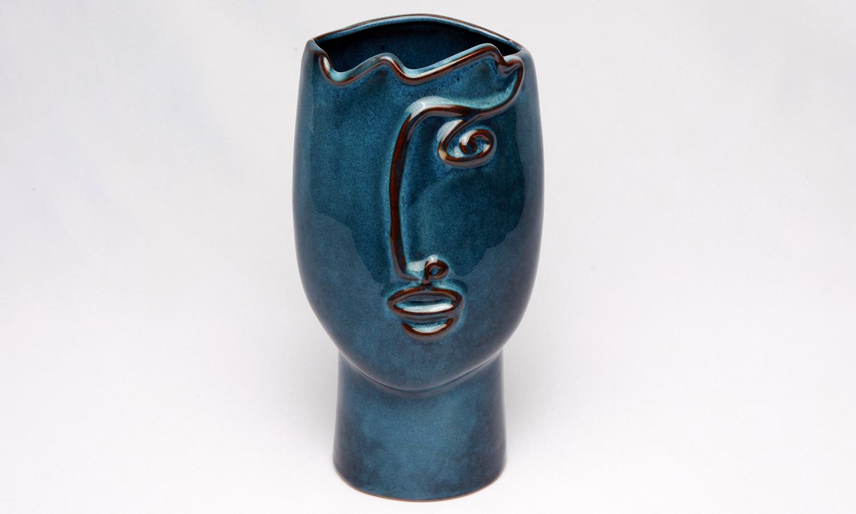 Keramik Pflanztopf Exner (H 24 cm)