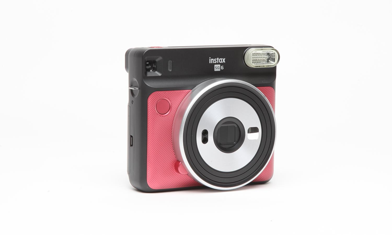 Fujifilm instax square 6 ruby red
