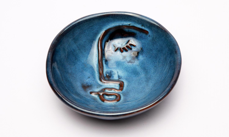 Keramik Deko Schüssel Exner