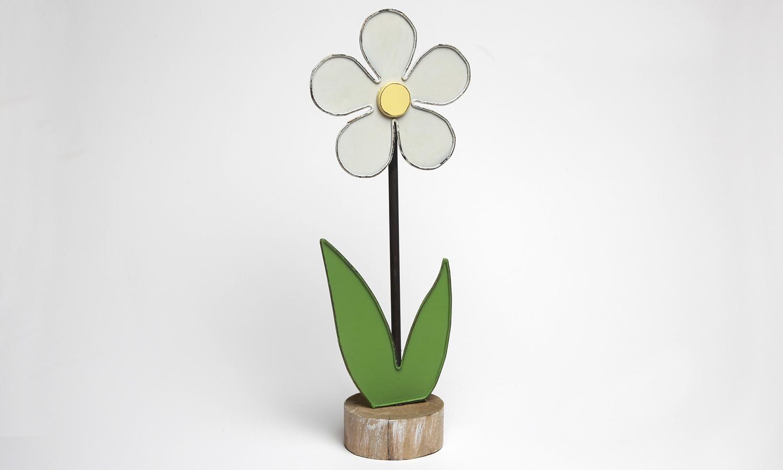 Exner Deko Blumen aus Metall