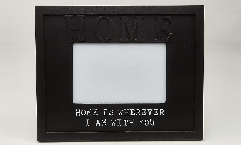 """Deko Bilderrahmen ,,Home"""" 10 x 15 cm"""