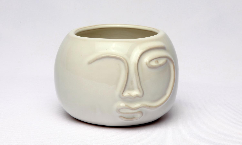 Keramik Pflanztopf Exner (H 9 cm)