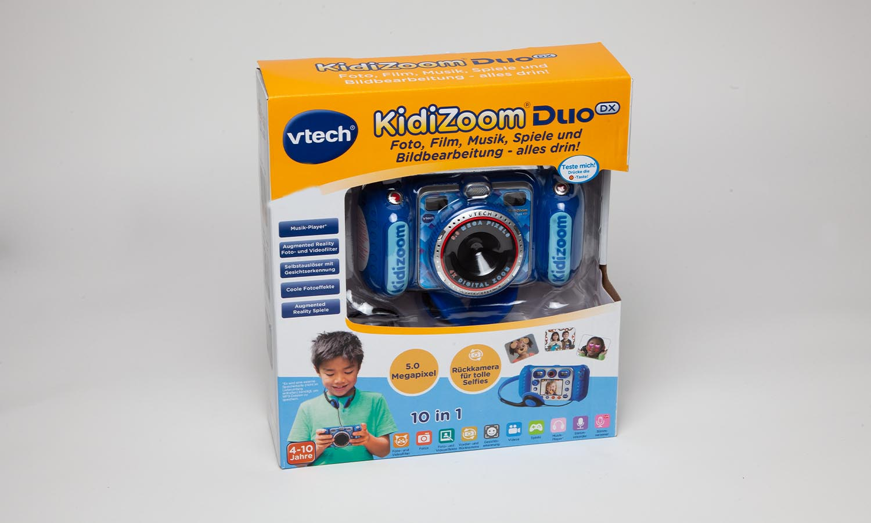 vTech KidiZoom Duo DX Blau